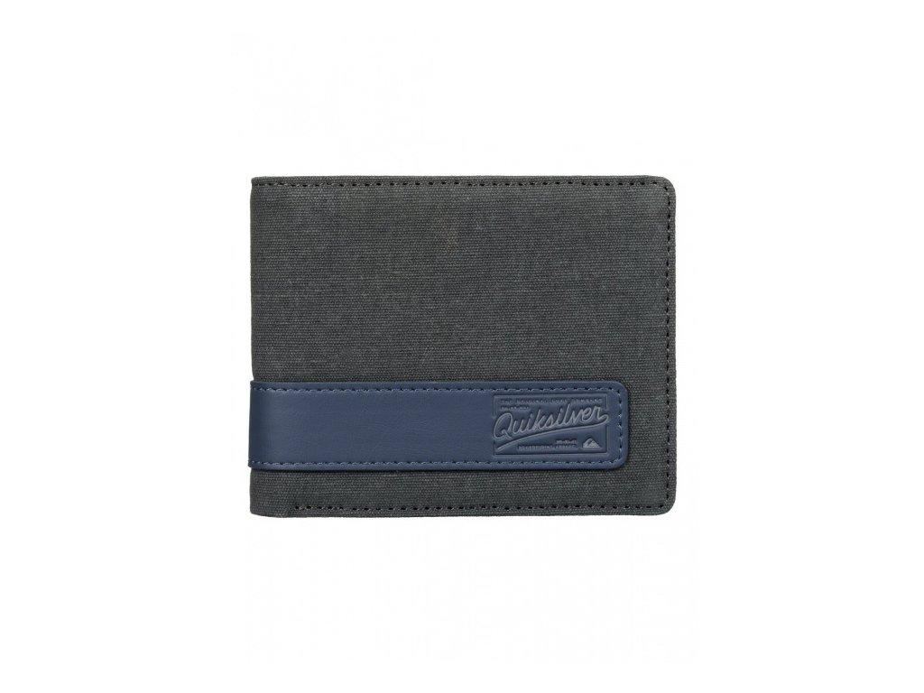 QUIKSILVER - peňaženka Supplied  dark denim