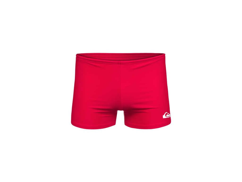 QUIKSILVER - plavky  Mapool M  red