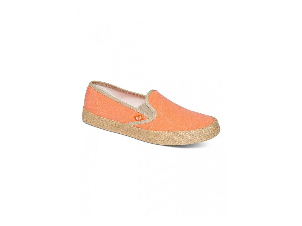 Roxy  obuv  REDONDO JUTE  tangerine