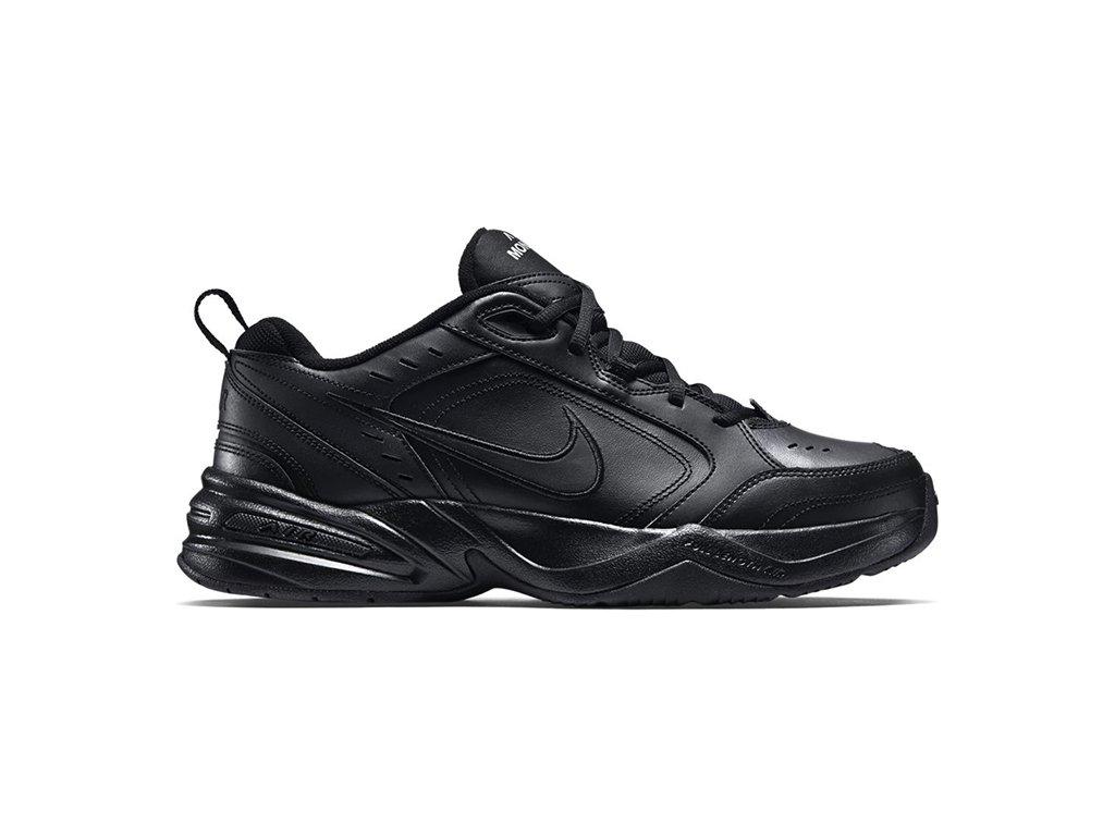 Nike - obuv TR Air Monarch IV all black - Belda.sk 6dbd9eaccfe
