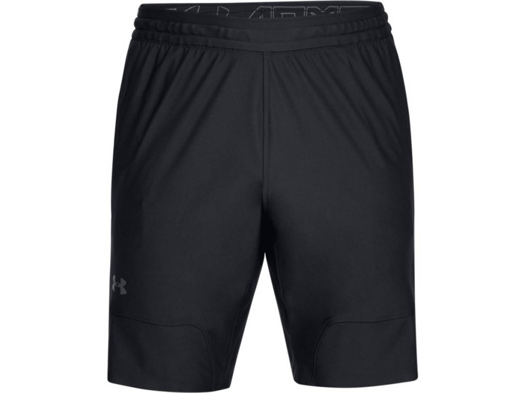 Under Armour - šortky Short MK1 black