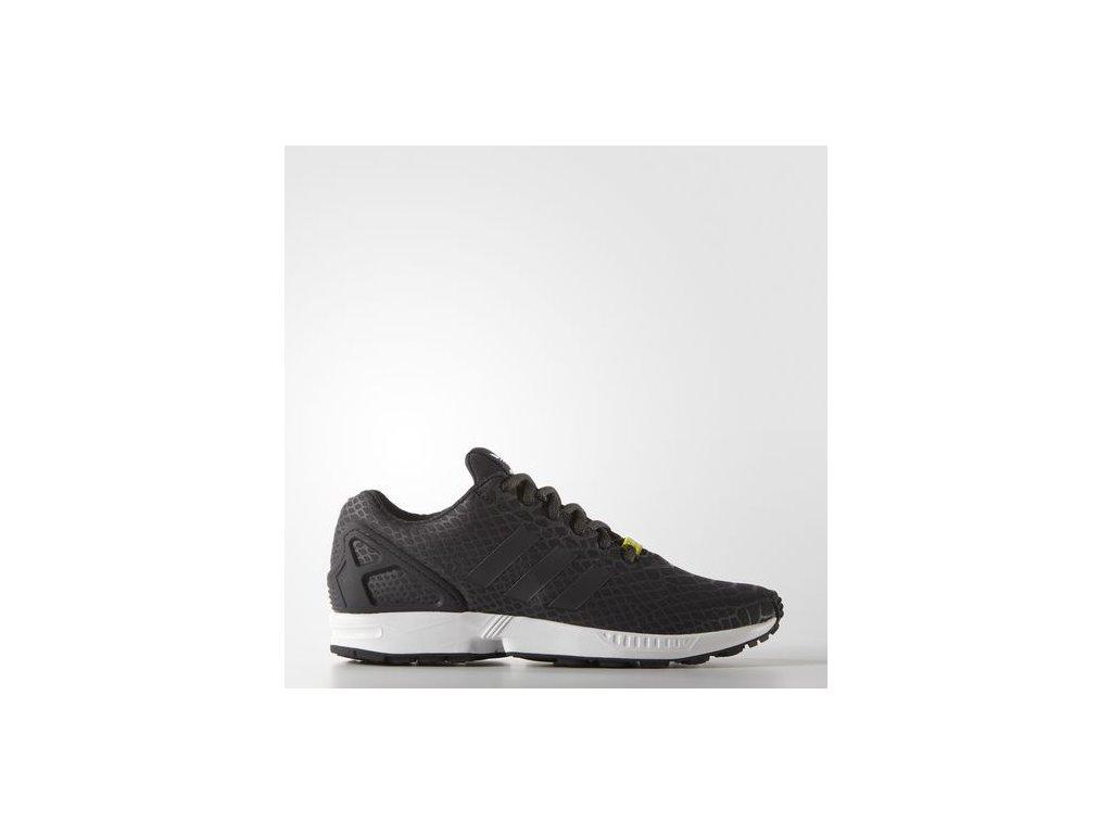 Adidas  obuv  ZX FLUX TECHFIT core black