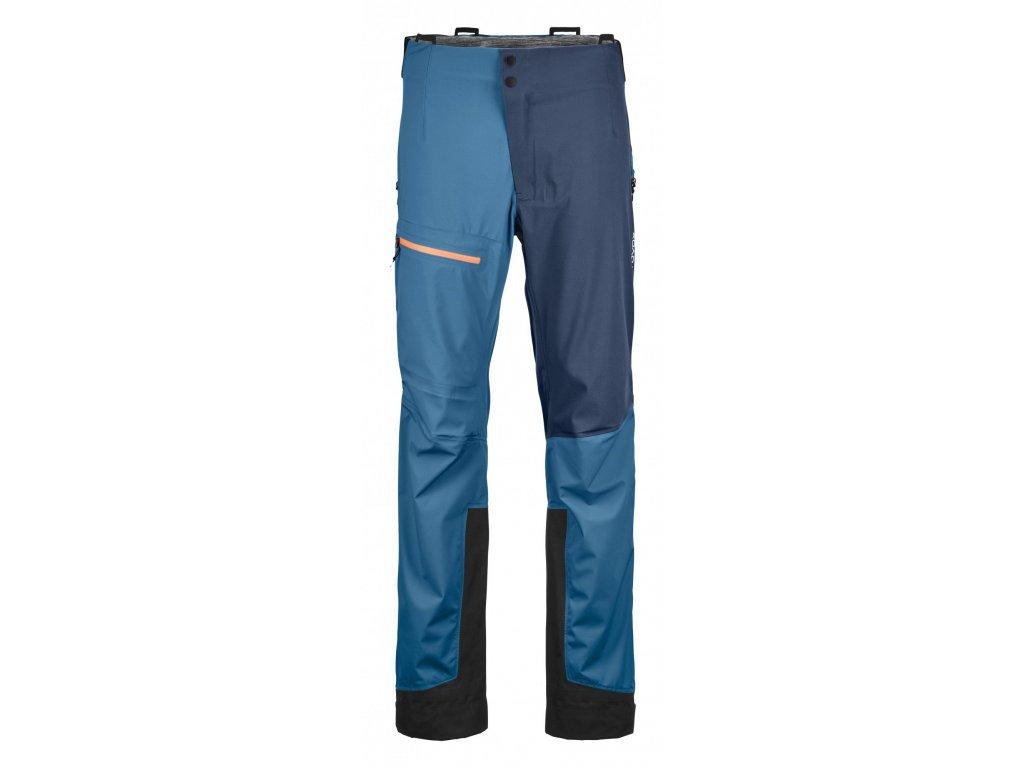 ORTOVOX - nohavice OT Ortovox Ortler Pants blue sea