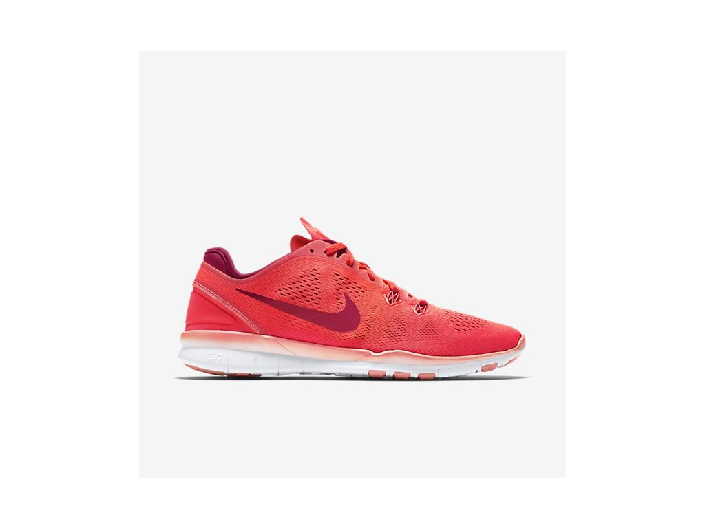 NIKE - obuv TR WOMENS FREE 5.0 TR FIT 5 crimson