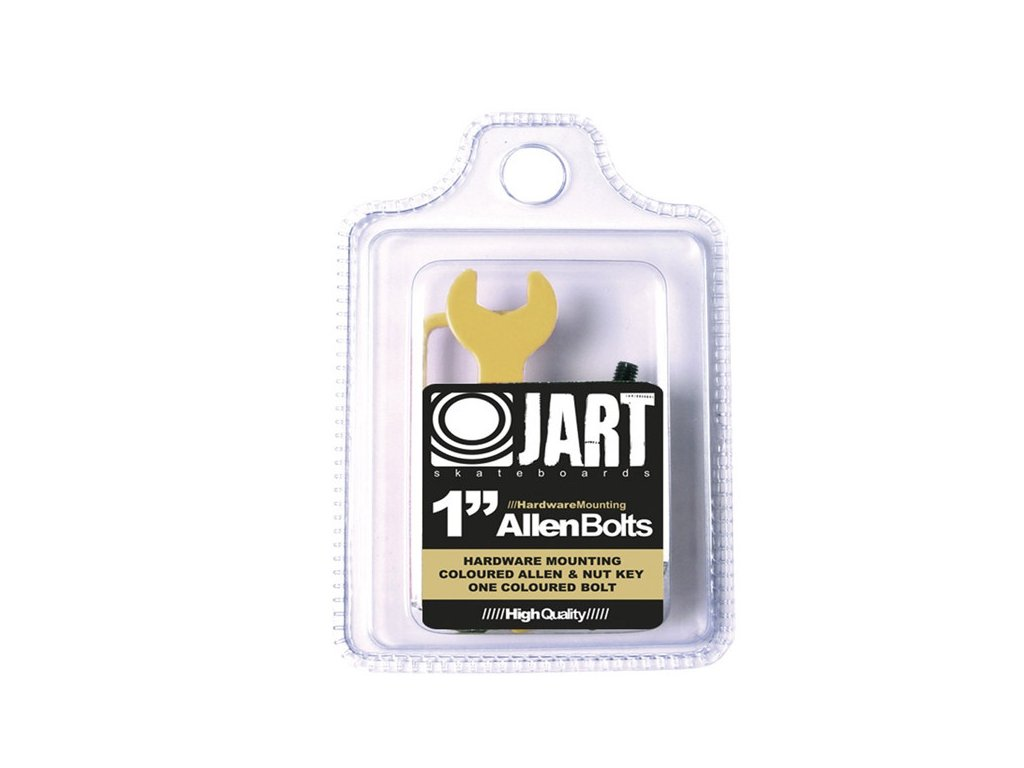 """Jart - náradie Blister Mounting Bolts 1"""""""
