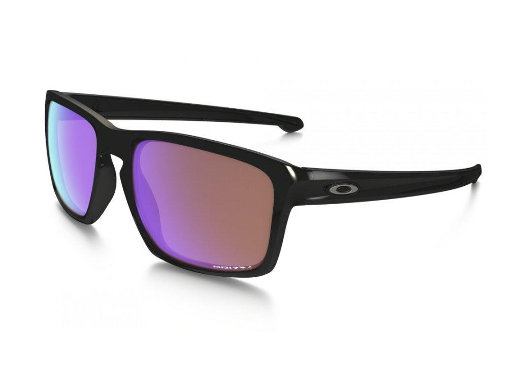 Oakley okuliare F Sliver Polished OO9262-39 Black/ PRIZM™ Golf