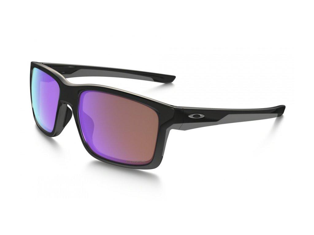 Oakley - okuliare F Mainlink Polished Black / PRIZM™ Golf