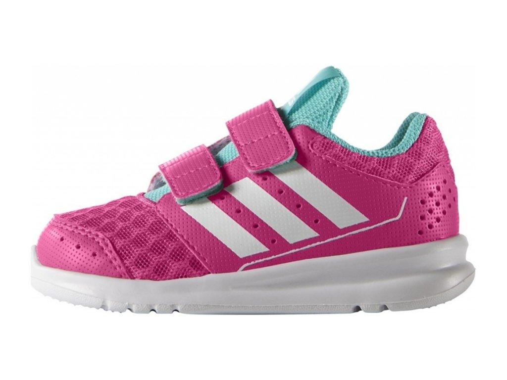 ADIDAS - obuv STR LK SPORT 2 CF I pink