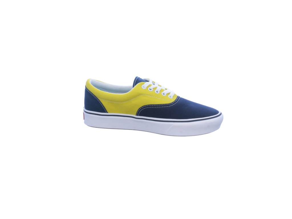 VANS - obuv STR ComfyCush Era (SPORT) DRS navy yellow