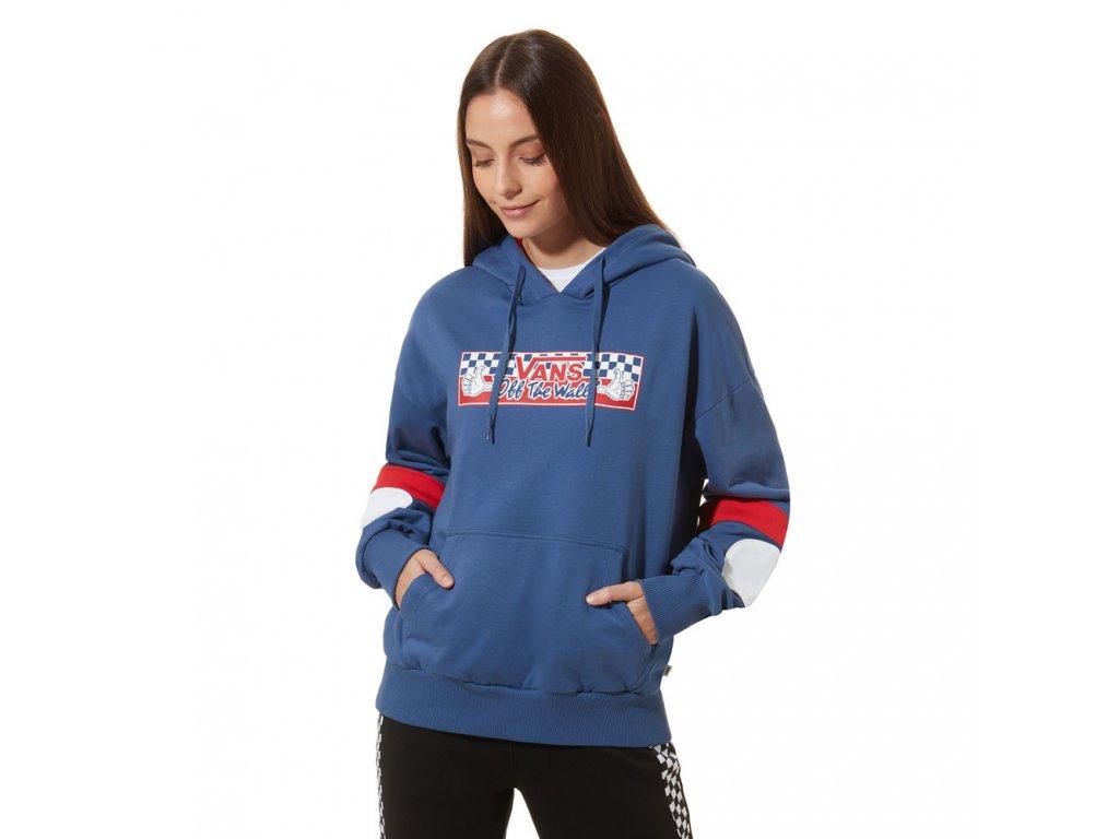 wm bmx hood fleece true navy[1]