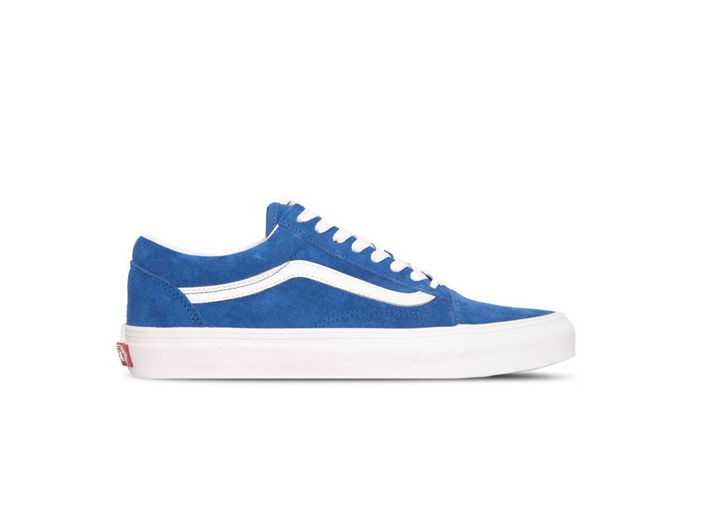 vans old skool pig suede princes blue true white v[1]