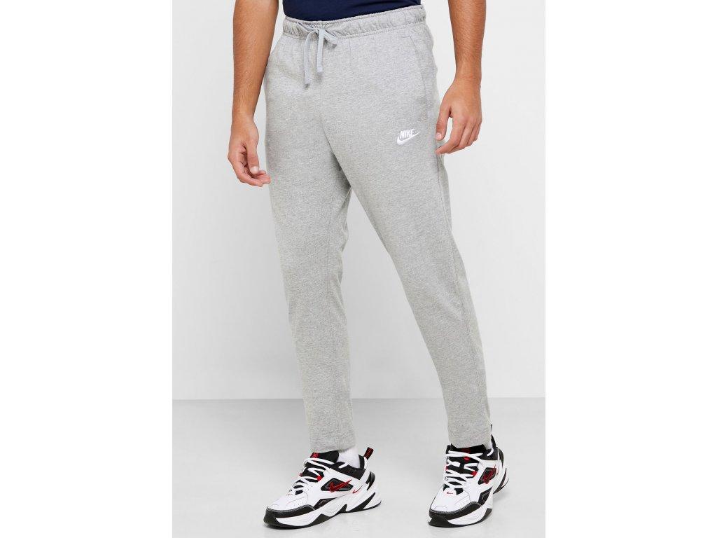 NIKE - tepláky Sportswear Club grey