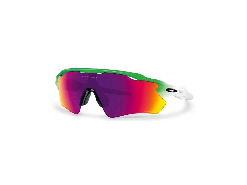 Oakley - okuliare Š RADAR EV Path Prizm Road Green fade edition