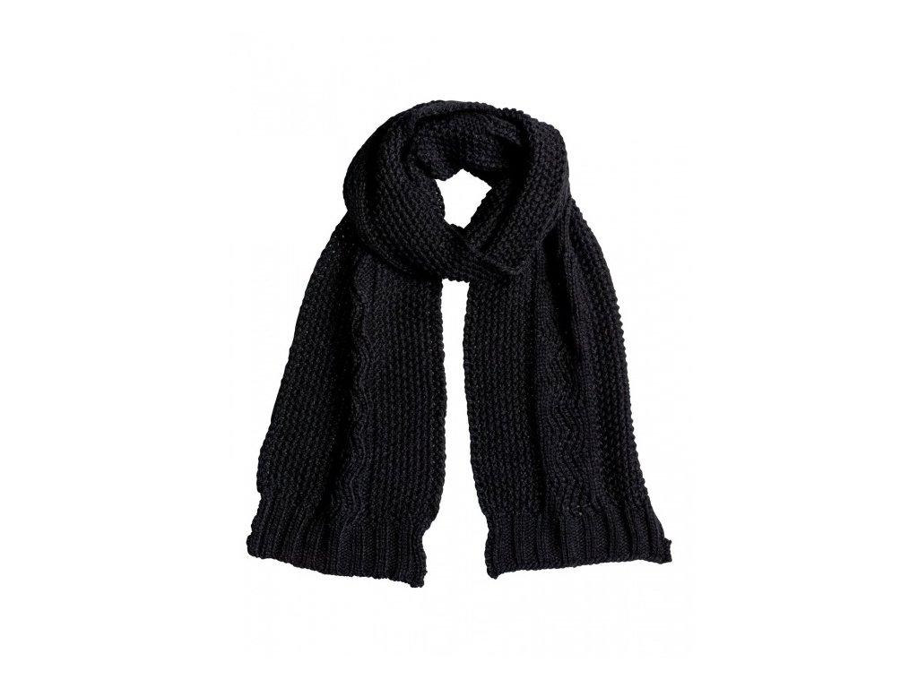 ROXY - šál STAY OUT SCARF true black