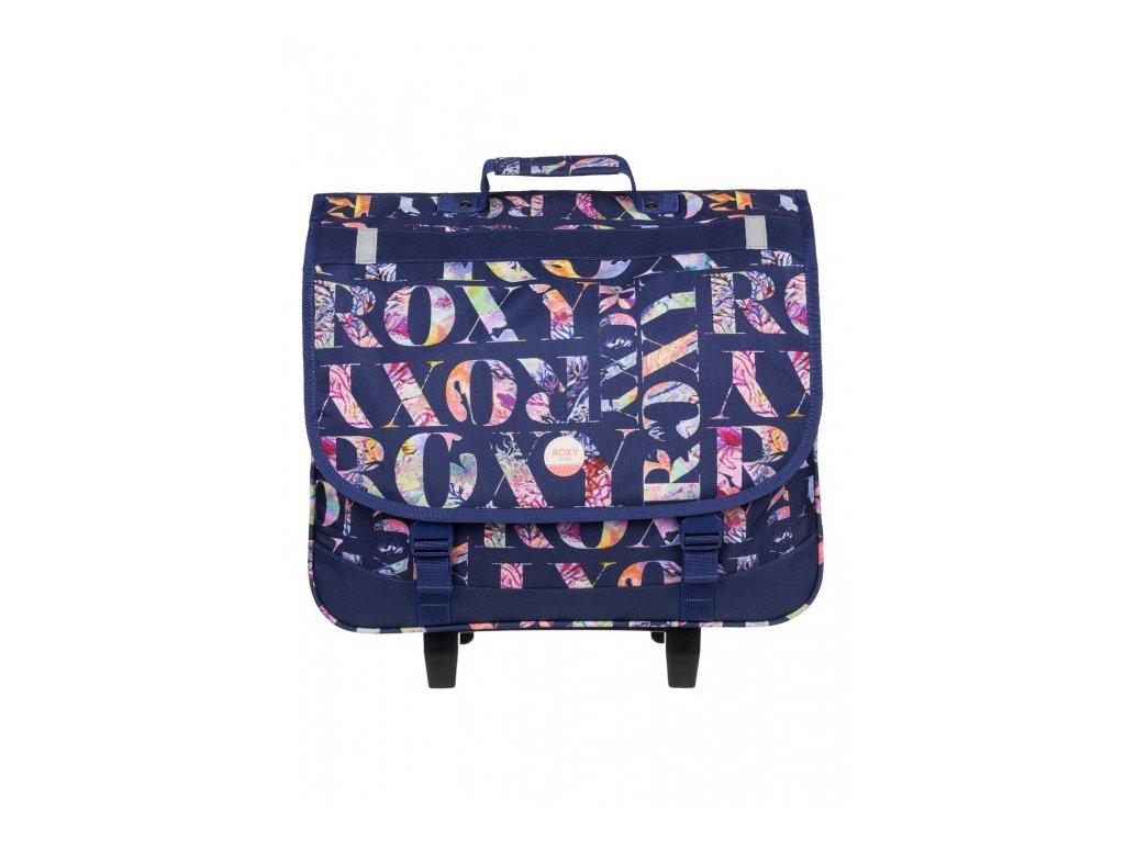Roxy - taška GREEN MONDAY K BKPK 19 L sayra blue print