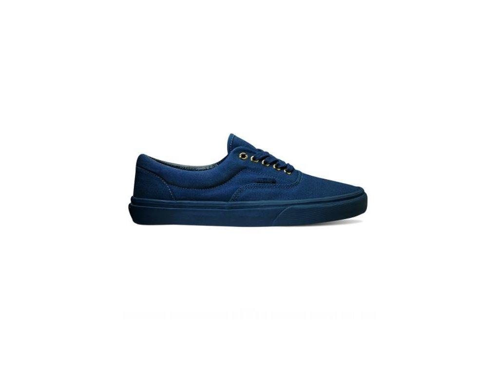 VANS - obuv STR ERA (GOLD MONO) dress blues