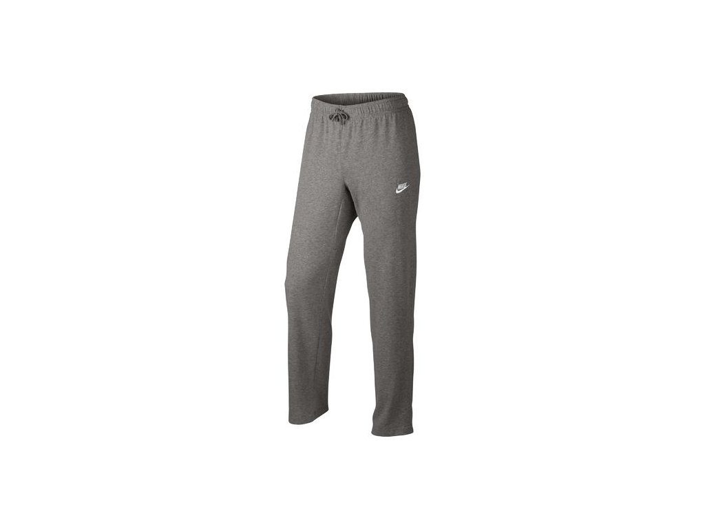 Nike - tepláky M NSW PANT OH JSY CLUB grey heather