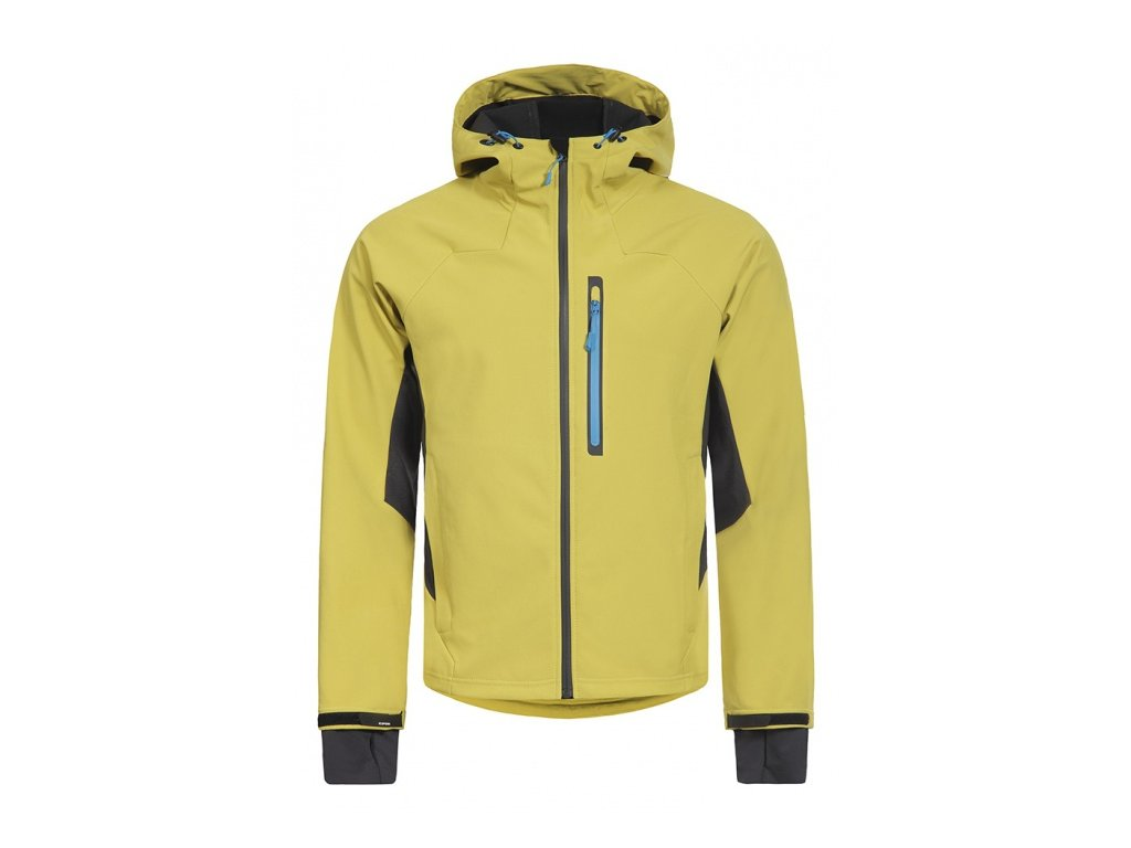 ICEPEAK - bunda Z BENSON  light green