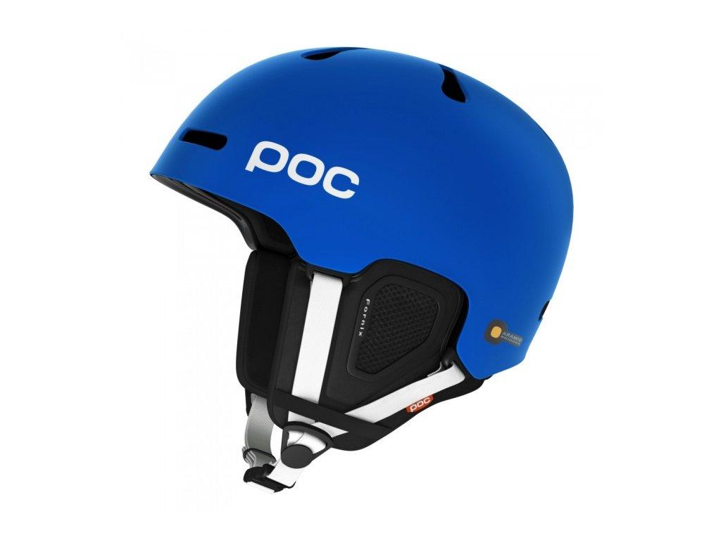 POC prilba Fornix Strong Blue 17/18