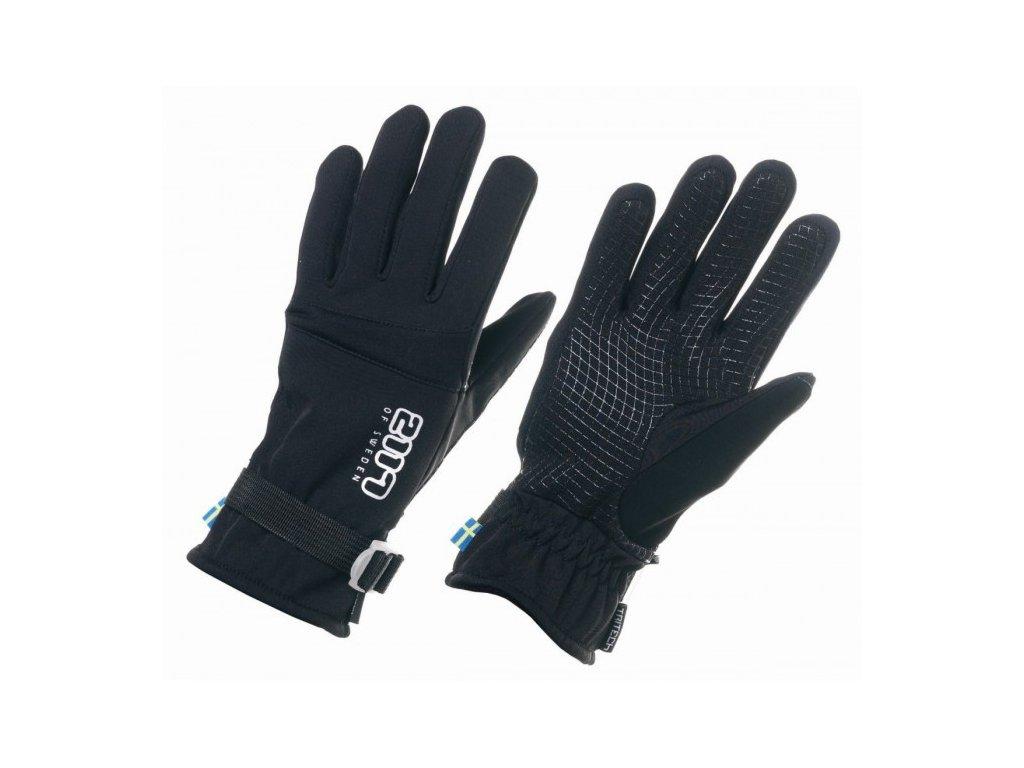 2117 of Sweden lyžiarske rukavice Hammra black