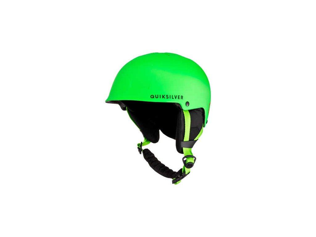 QUIKSILVER - prilba EMPIRE green