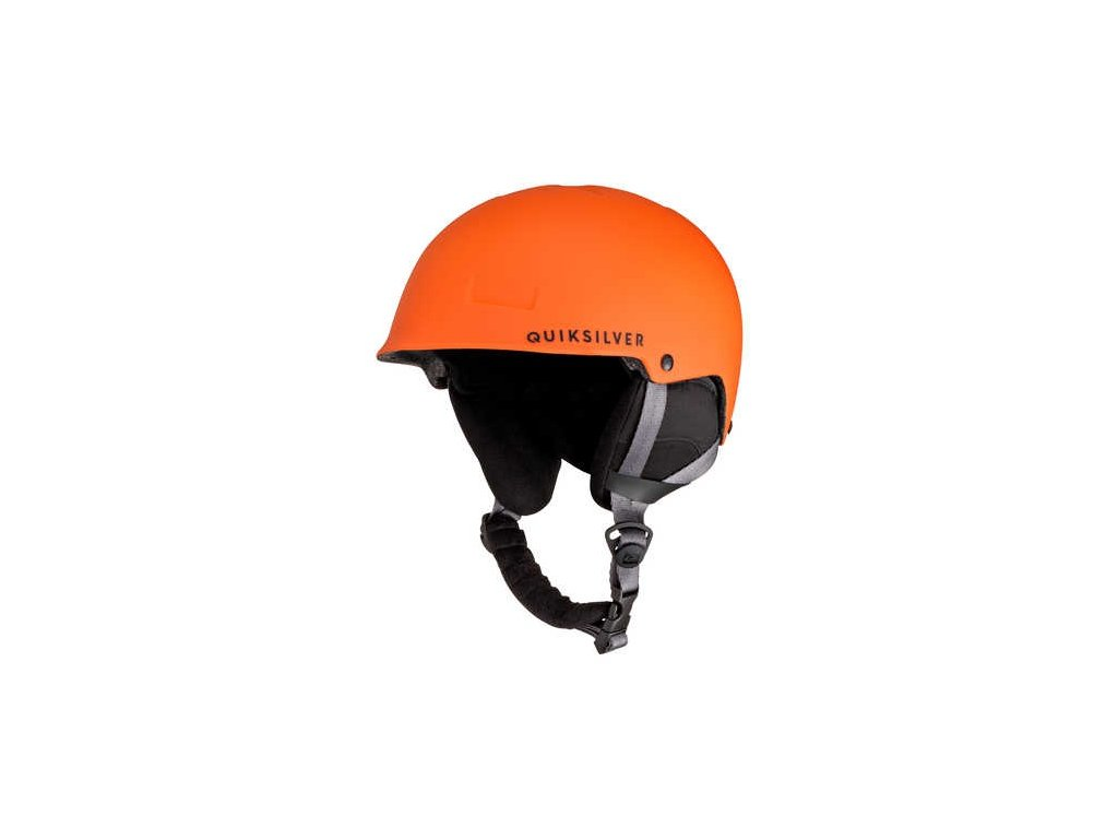 QUIKSILVER - prilba EMPIRE orange