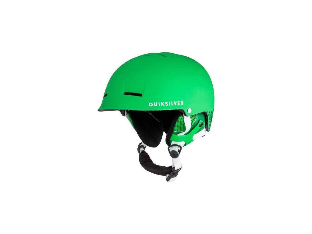 QUIKSILVER - prilba FUSION  green