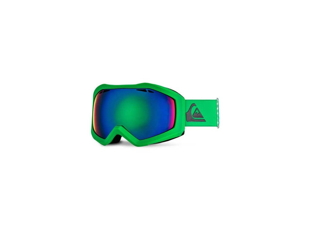 QUIKSILVER - okuliare L FENOM ART SERIES PHOTOCHROMIC  green flash