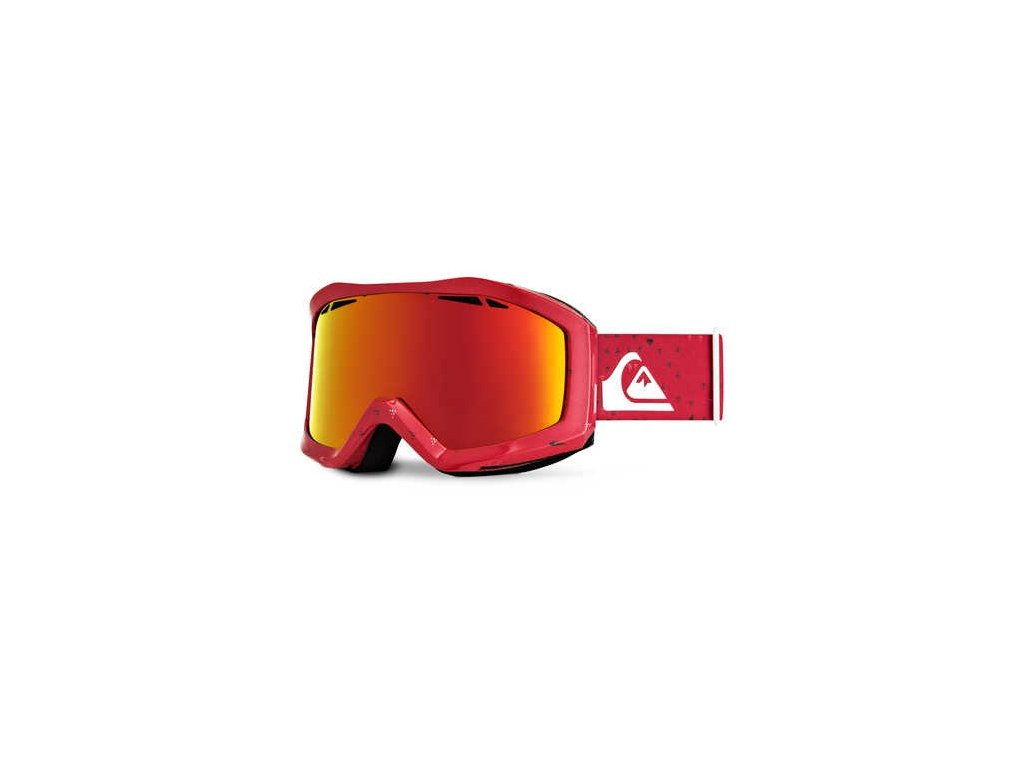 Quiksilver - okuliare L FENOM  racing red
