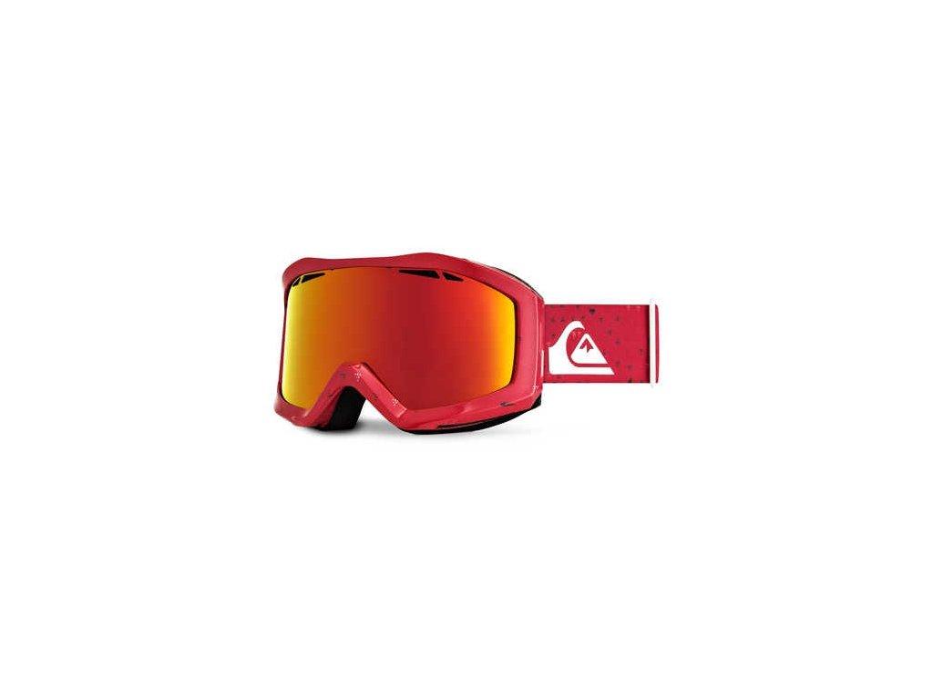 Quiksilver - okuliare L FENOM  racing red