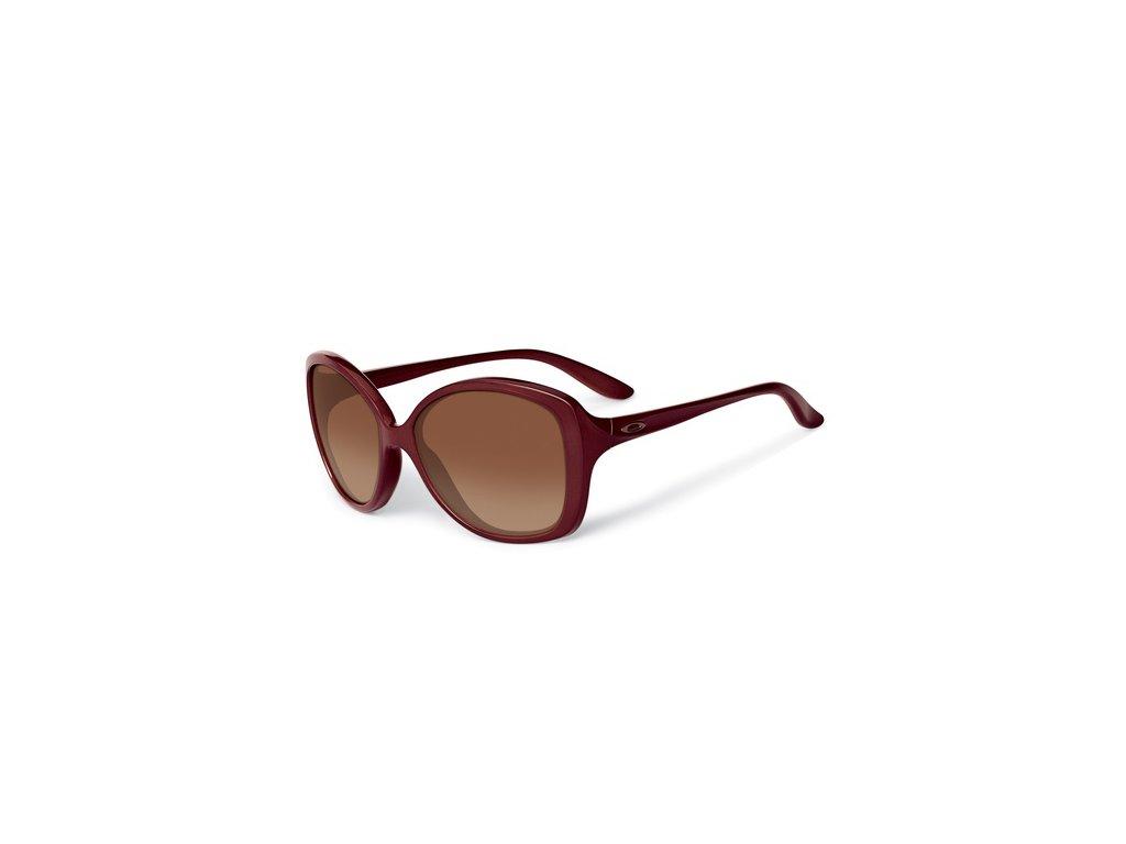 Oakley - okuliare F SWEET SPOT OO9169-05 Tmavá hnedá