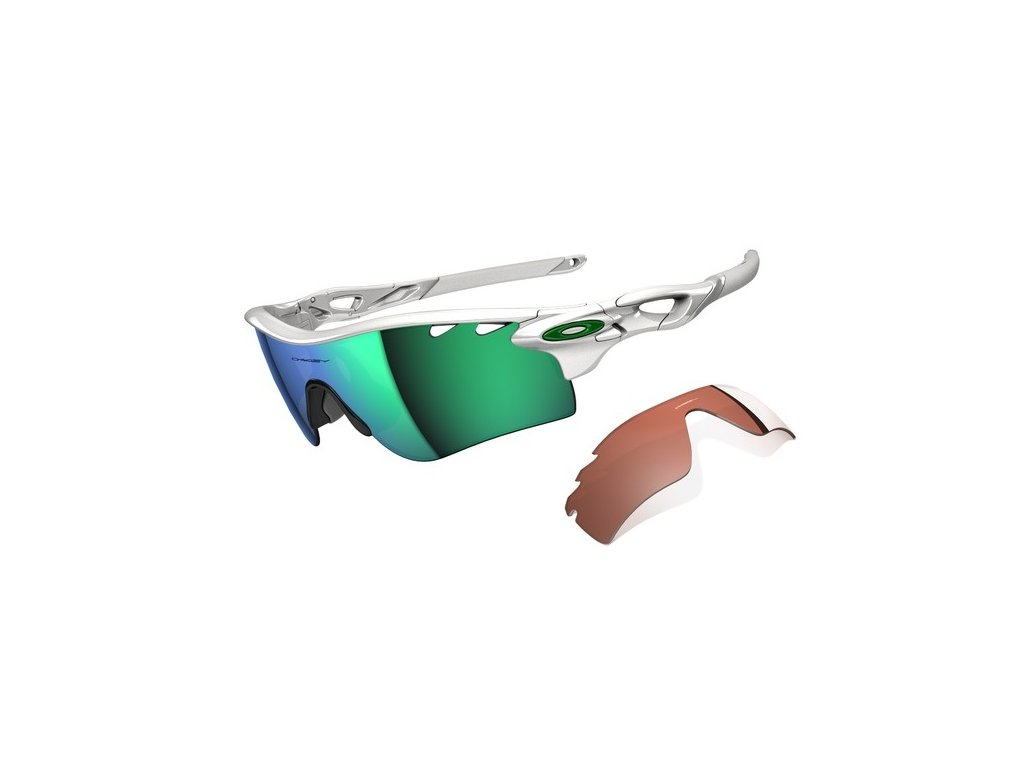 Oakley - okuliare RADARLOCK PATH green/white
