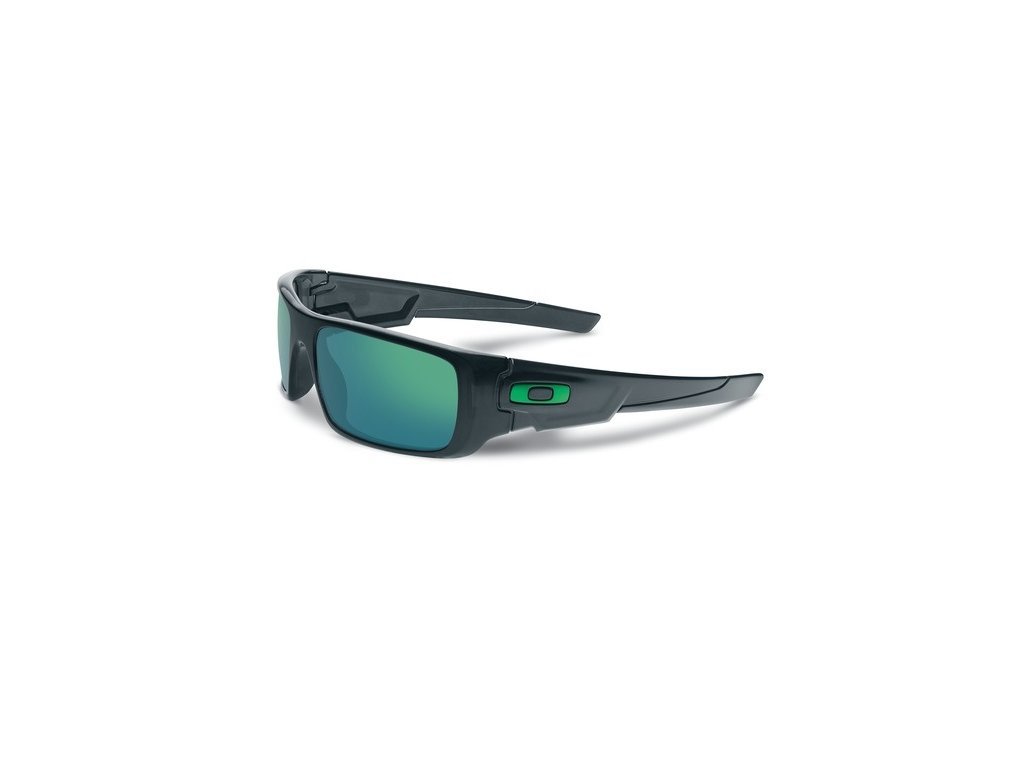 Oakley okuliare F CRANKSHAFT Standard HDO OO9239-02  Black Ink/ Jade Iridium