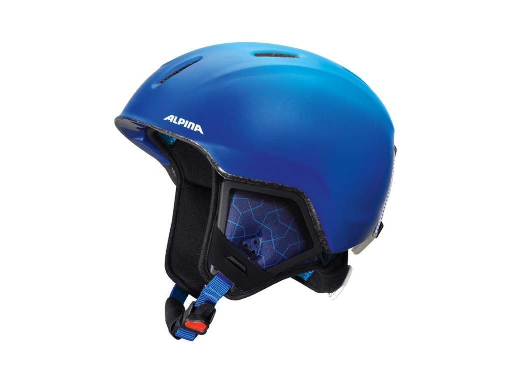 Alpina prilba CARAT XT  blue-gradient matt 16/17 48-52cm
