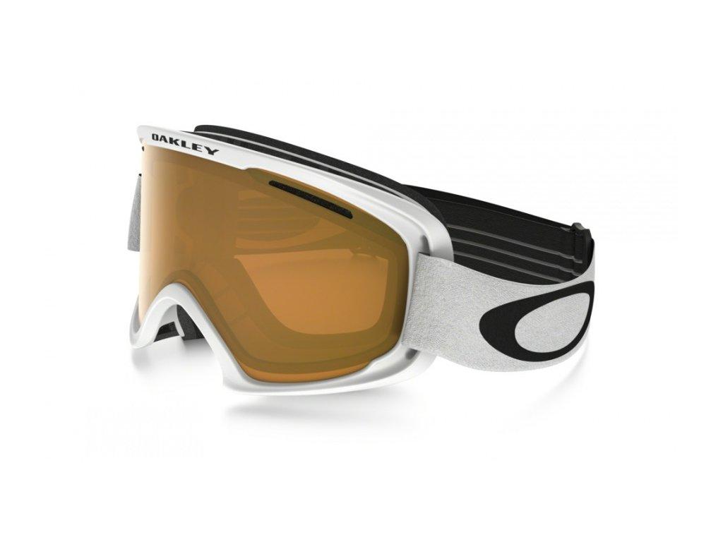 Oakley - okuliare L O FRAME 2.0 XM Matte White/Persimmon