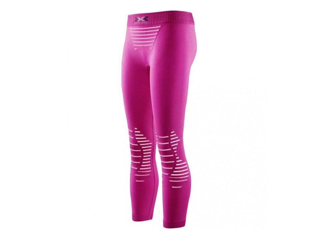X-Bionic - nohavice T JUNIOR INVENT UW PANTS pink