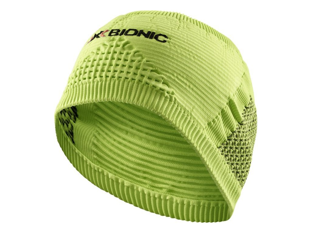 X-Bionic - čelenka OW NEW HEADBAND HIGH lime