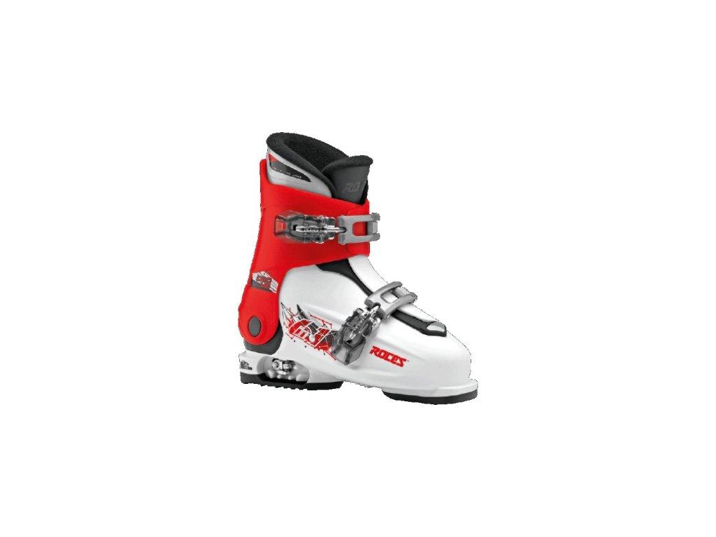 Roces - lyžiarky IDEA UP 16/17 detské white/red