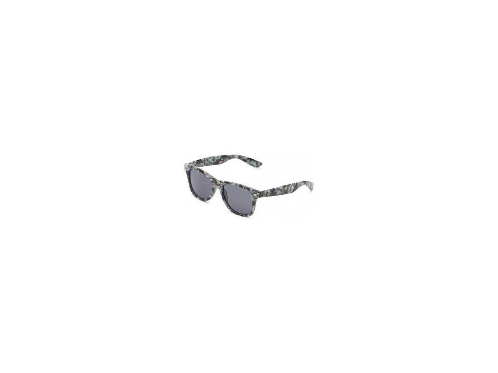 Vans - okuliare F SPICOLI 4 SHADES V00LC0KVS black/decay/palm
