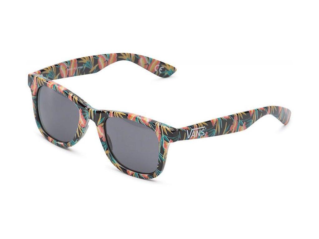 Vans - okuliare F JANELLE HIPSTER V00VXLH3R black tropical