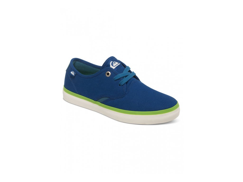 Quiksilver  obuv  SHOREBREAK YOUTH BLUE/WHITE/GREEN