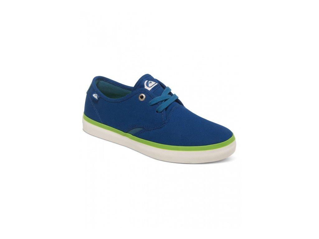 Quiksilver  obuv  SHOREBREAK YOUTH BLUE/WHITE/GREEN