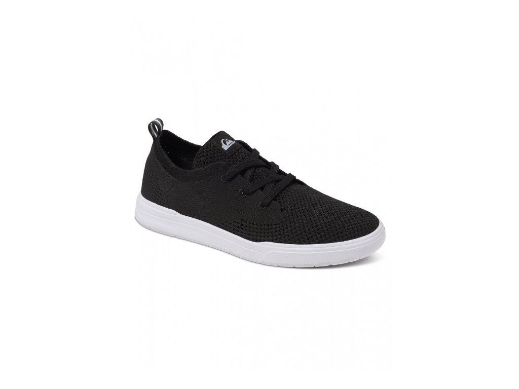 Quiksilver  obuv  SHOREBREAK ETCH KNIT BLACK/BLACK/WHITE