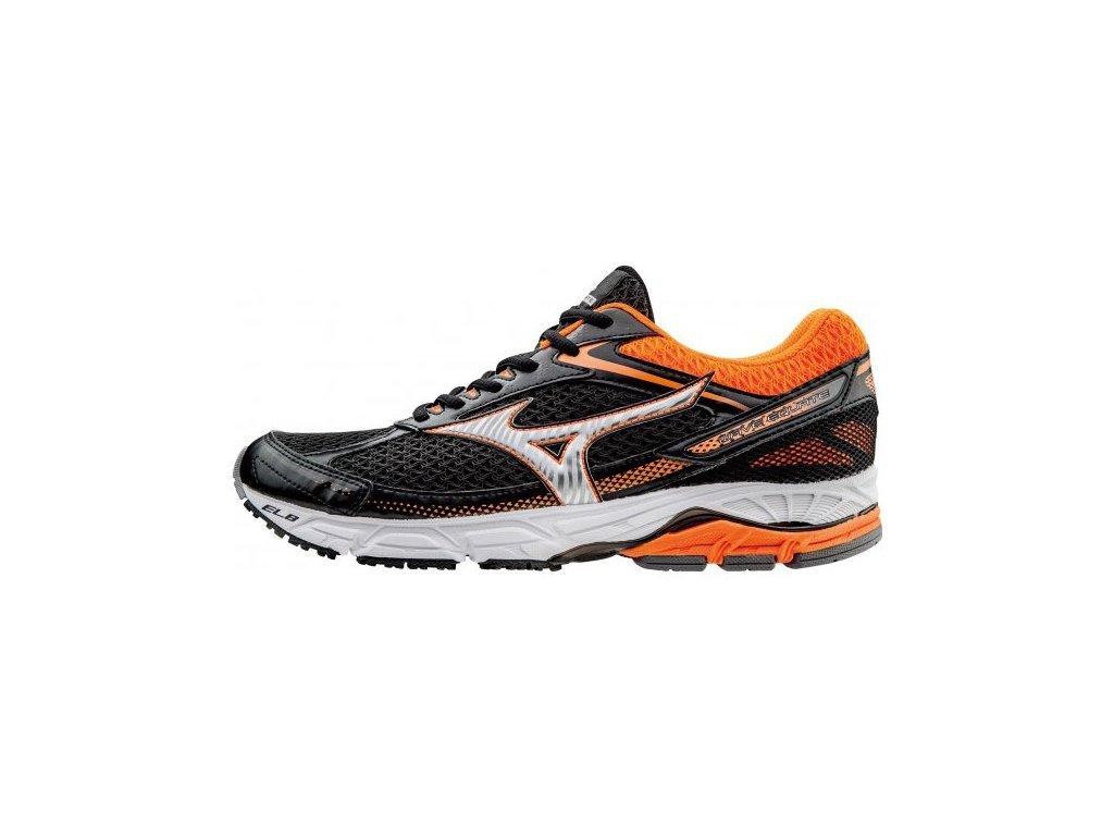 MIZUNO - obuv RUN WAVE EQUATE black/silver