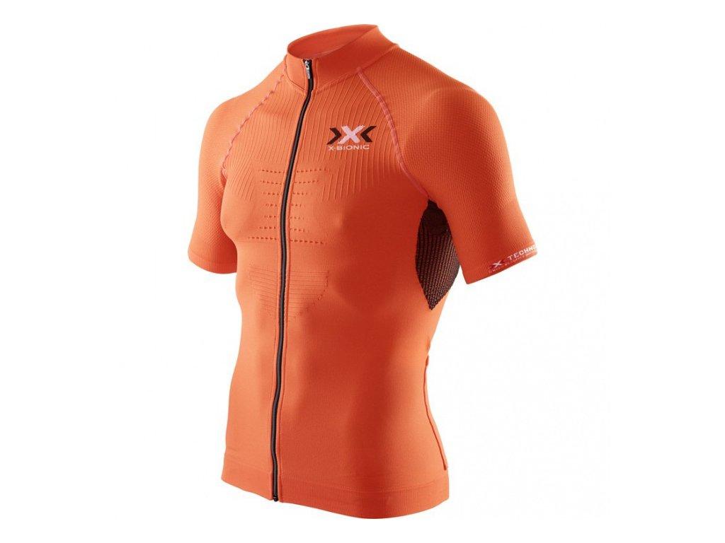X-Bionic-tričko  BIKING MAN THE TRICK orange