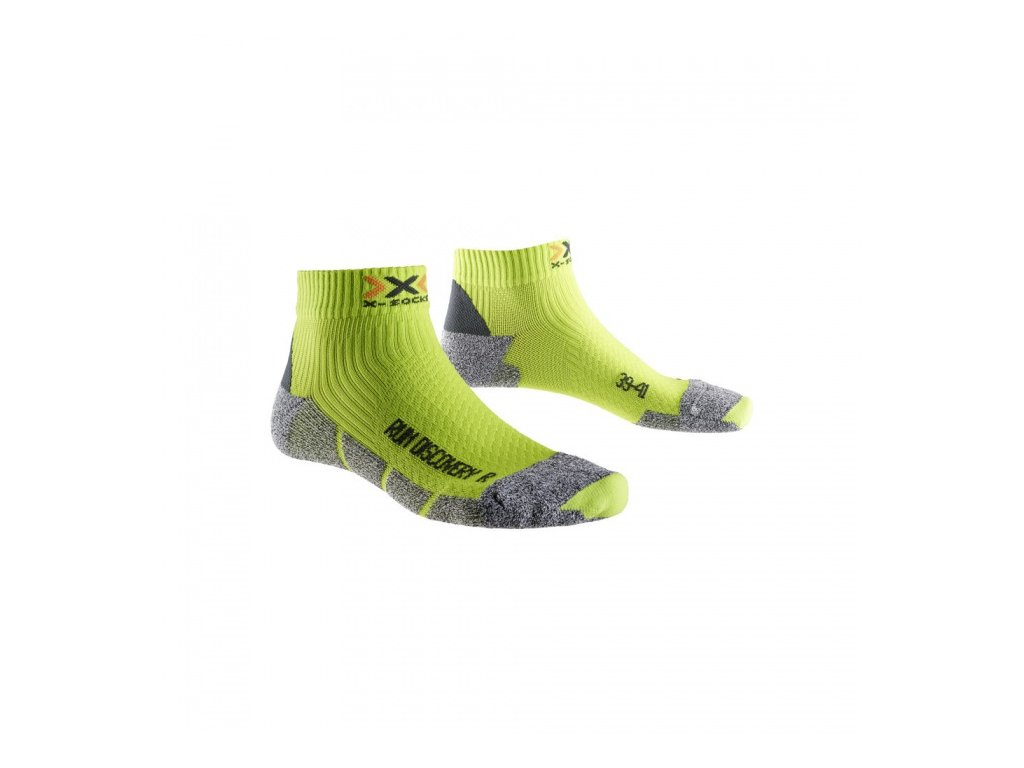 X-BIONIC-ponožky RUN DISCOVERY NEW