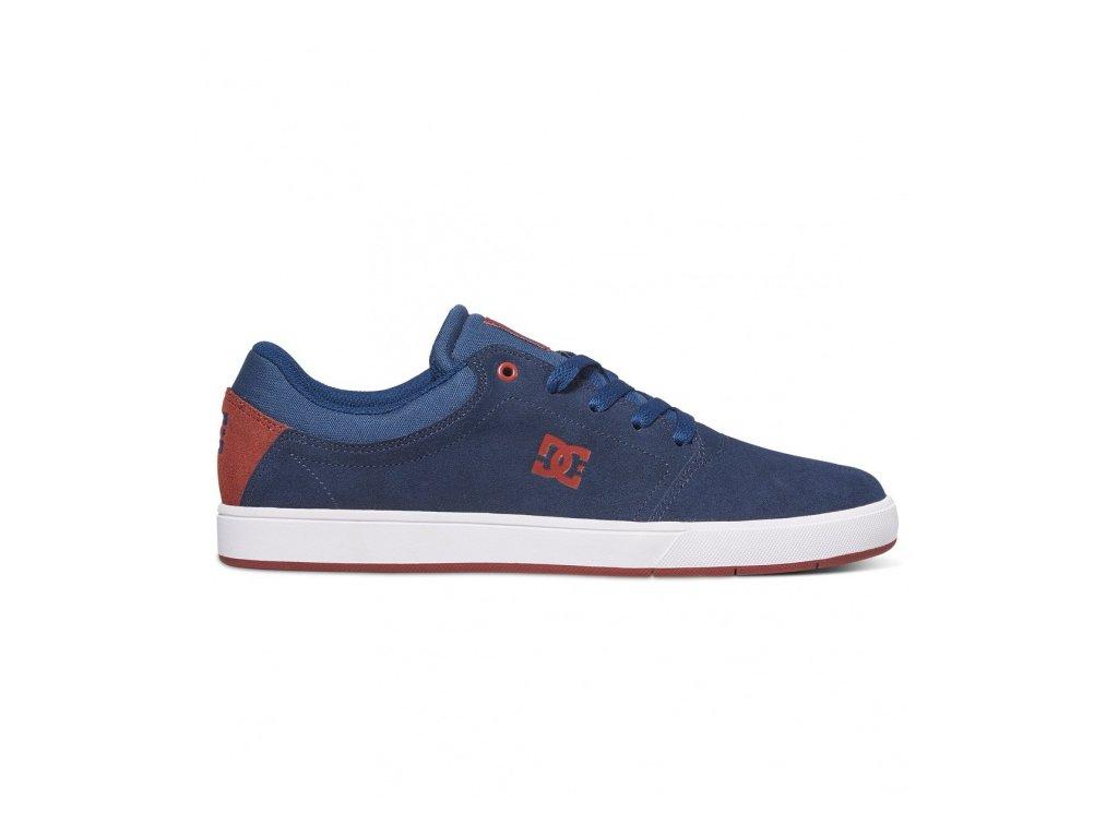 DC  obuv  CRISIS INSIGNIA BLUE