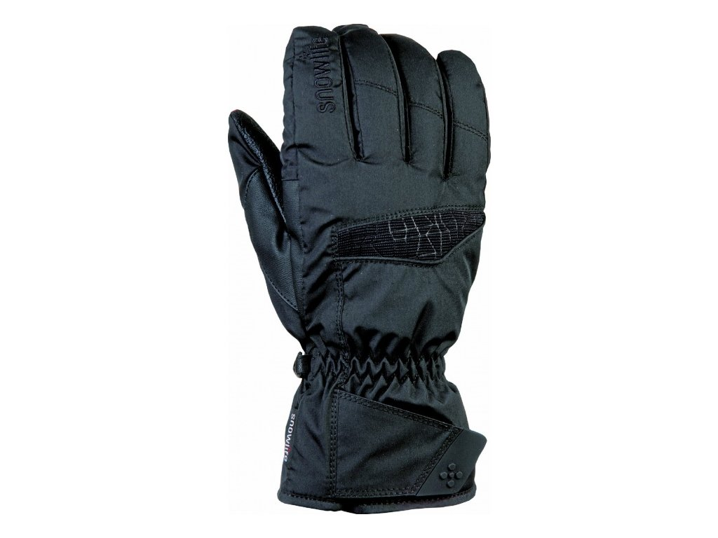 Snowlife - rukavice L Popular Gloves black