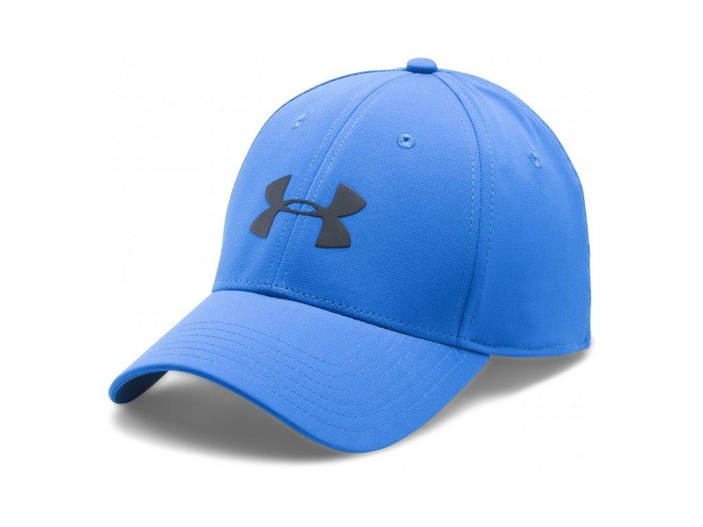 Under Armour - šiltovka STORM HEADLINE CAP blue