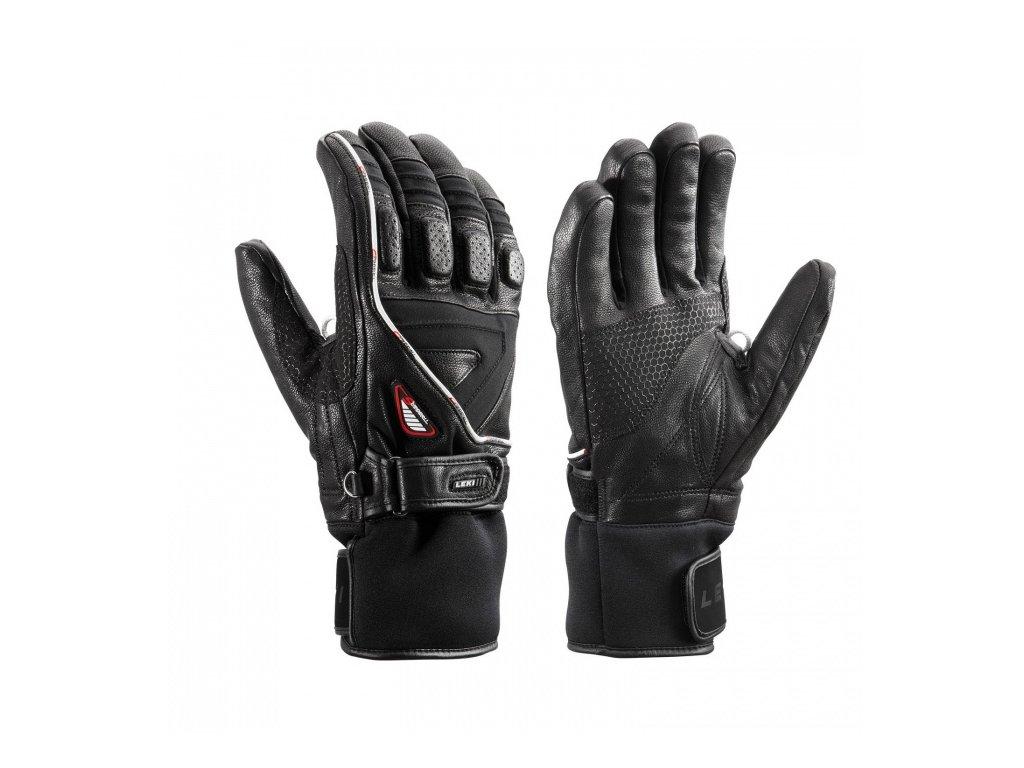 rukavice L Griffin S čierna